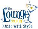 The Lounge 99.9 Logo